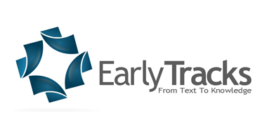 EarlyTracks From Text to Knowledge Logo